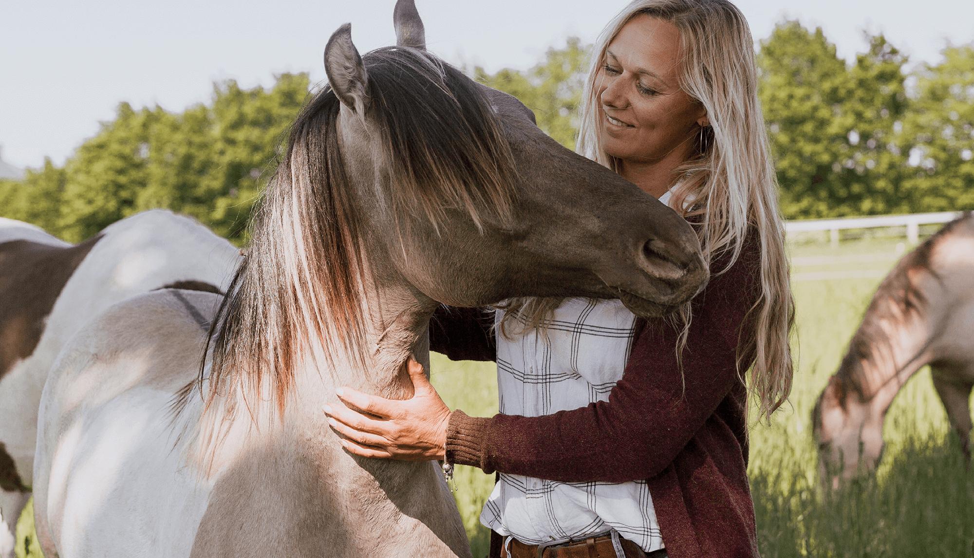 Tierkommunikation für Pferde Catherin